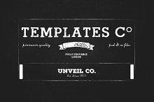 Logo Templates - Vol.I