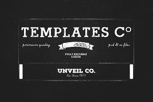 Logo Templates - Vol.I
