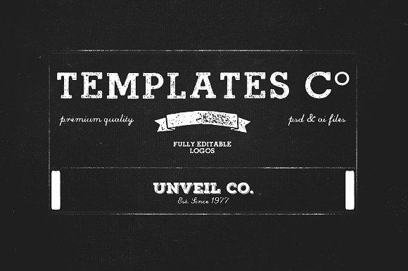 Logo Templates - Vol.I - Logos