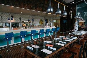 Cool Restaurant Interior