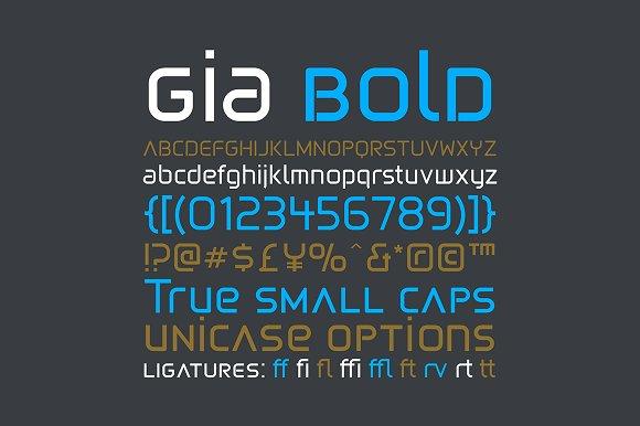 Gia Bold