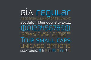 Gia Regular