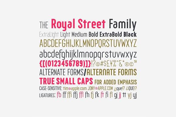 Royal Street Family