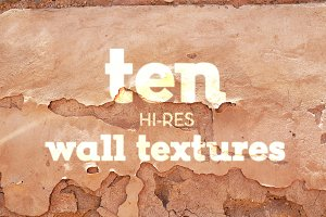 Ten Wall Textures