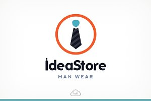 Idea Store Logo Template