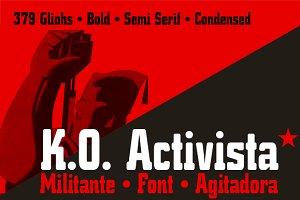 K.O. Activista