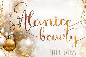 AlaNice Modern Calligraphy Font