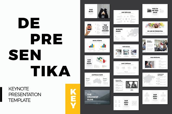 De keynote presentation template presentation templates for Buy professional powerpoint templates