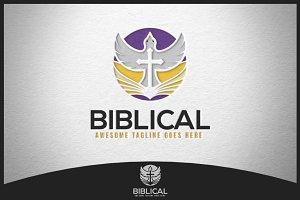 Biblical Logo