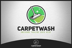Carpetwash Logo