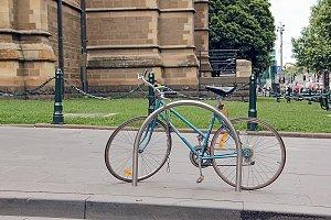 Bike in melbourne