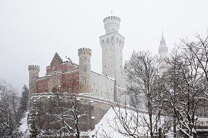 Bavarian Neuschwanstein Castle