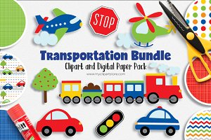 35% OFF - Transportation Bundle