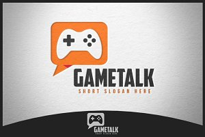 Gametalk Logo