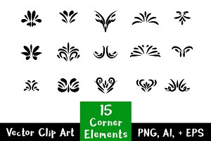 15 Decorative Corner Elements