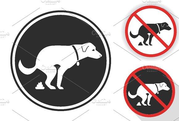 Dog Poo Sign