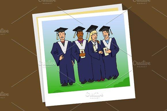 Students Graduation Celebration