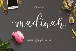 Madinah Font !