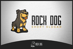 Rock Dog Logo