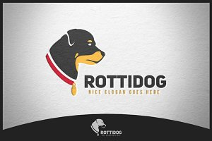Rottidog Logo