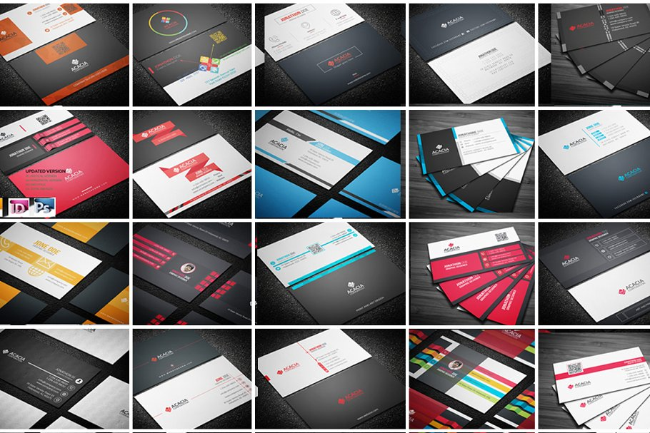 100 BUSINESS CARD (BUNDLE) ONLY $39