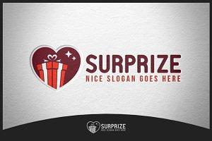 Surprize Logo