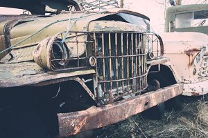 Rusty Old Cars #06