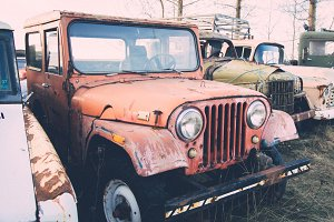 Rusty Old Cars #03