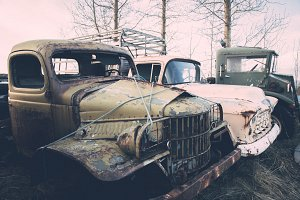 Rusty Old Cars #05