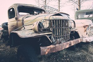 Rusty Old Cars #07
