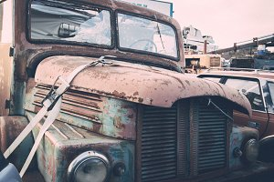 Rusty Old Cars #11