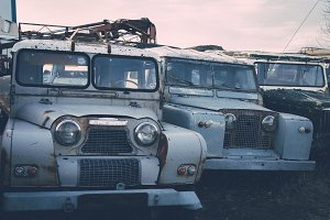 Rusty Old Cars #10