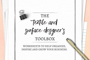 Textile & Surface Designer's Toolbox