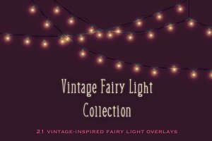 Vintage Fairy Lights
