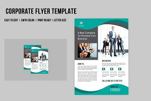 InDesign-Business Flyer - V561