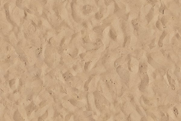 3D Organic: Dosch Design - Sand Sample