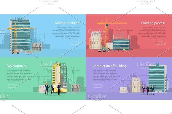 Modern Building Development Building Process