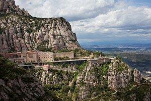 Montserrat Monastery and Mountain