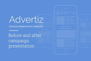 Advertiz | Keynote Template