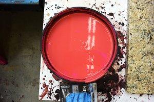 Emulsion Bucket