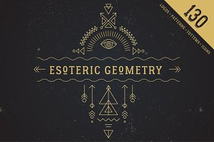Esoteric Sacred Geometry Huge Bundle