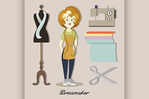 Tailor or dressmaker