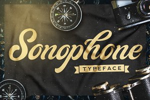 Sonophone - Typeface
