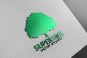 Süper Tree Logo