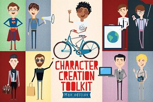 Character creation toolkit