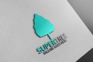 Süper Tree Logo Version 2