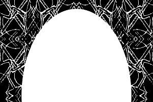 Modern Tribe Seamless Pattern Mosaic