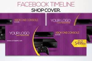Facebook Timeline Shop Cover