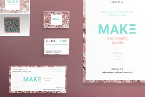 Print Pack | Make It Up Beauty