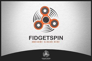 Fidegetspin Logo